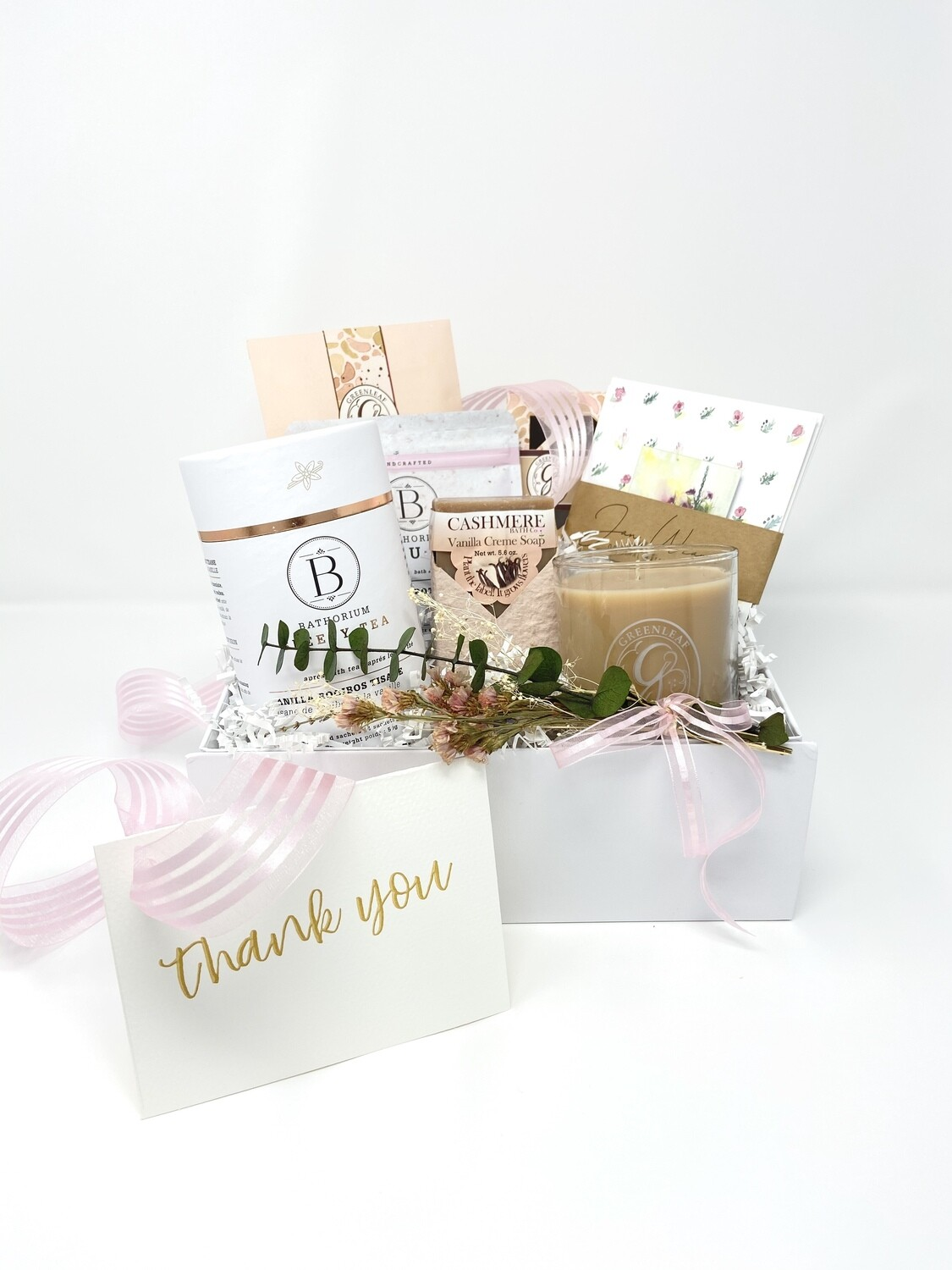 MAKES PERFECT SCENTS -GIFT BOX