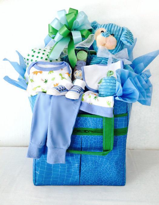 CORDUROY PUPPY Gift Arrangement