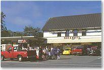 Postcard of Dan & Whit's in Norwich VT