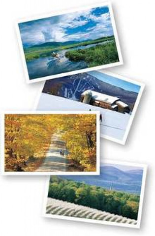 Seasons Of Vermont Note Cards