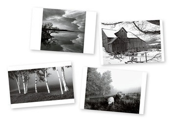 Vermont In Black and White