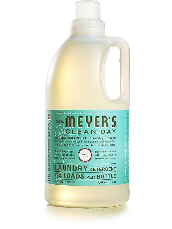 Mrs Meyer's Laundry Detergent