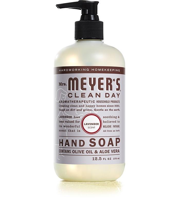 Mrs Meyer's Liquid Hand Soap