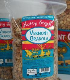 Nutty Steph's Original VT Granola 12oz
