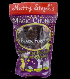 Nutty Steph's Black Forest Magic Chunks 16oz