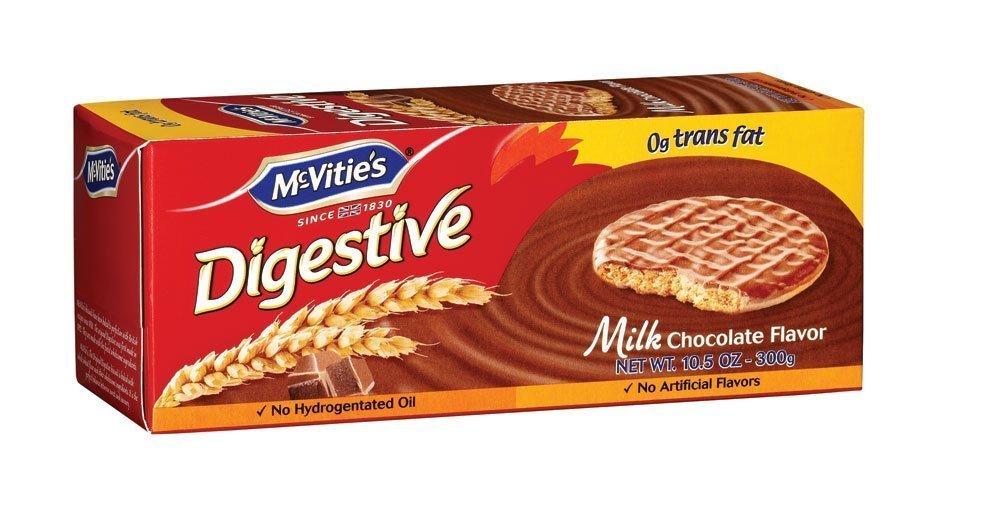 McVitie's Milk Chocolate Digestive
