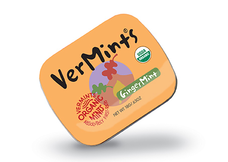 VerMints - GingerMint