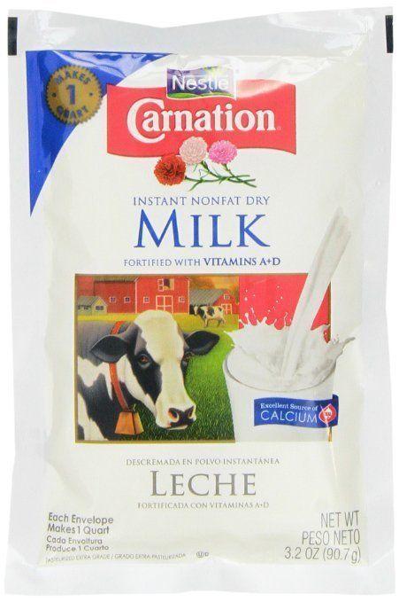 Carnation Instant Nonfat Dry Milk - 3.2 oz
