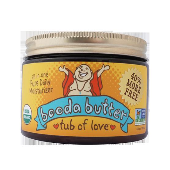 Booda Butter Tub of Love - 8.4 oz