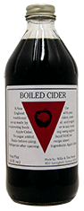 Wood's Cider Mill - Boiled Cider