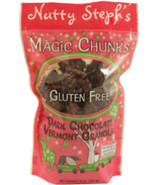 Nutty Steph's Gluten Free Magic Chunks 16oz