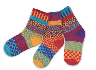 Kids Socks - A pair with a spare!