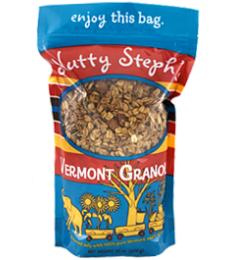 Nutty Steph's Original Vermont Granola 22oz