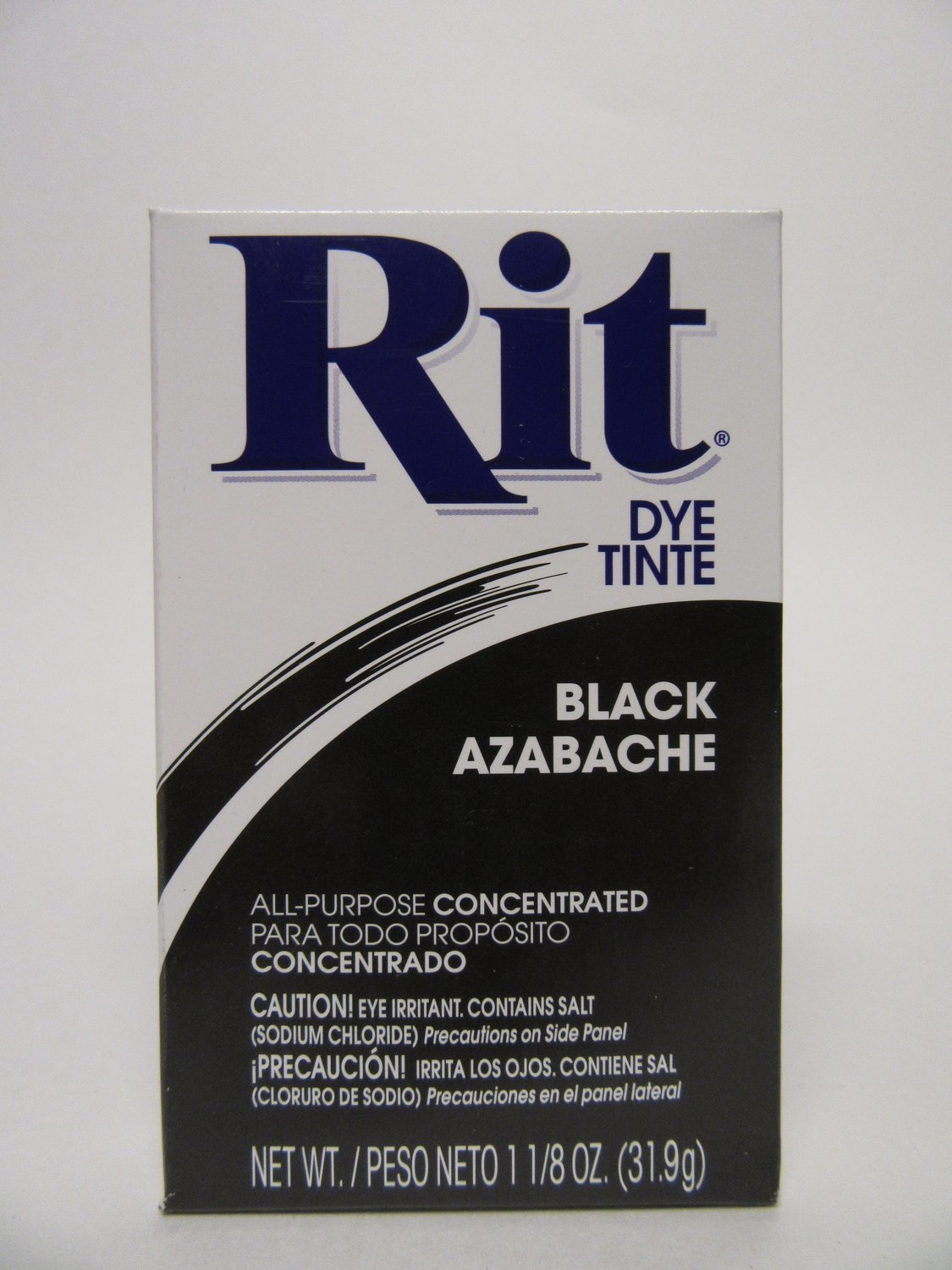 Clothes Dye -  Black  color