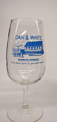 Dan & Whit's Wine Glass
