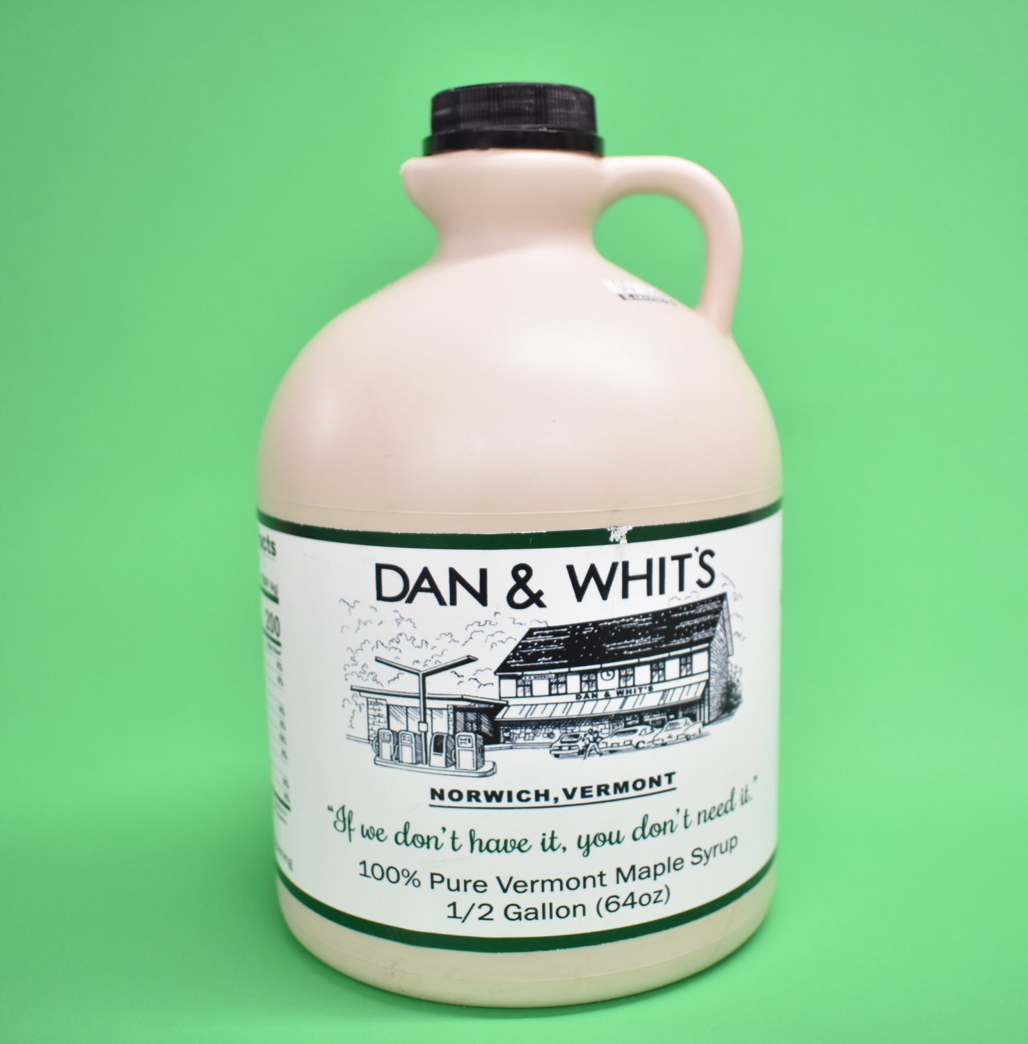 Dan & Whit's Maple Syrup