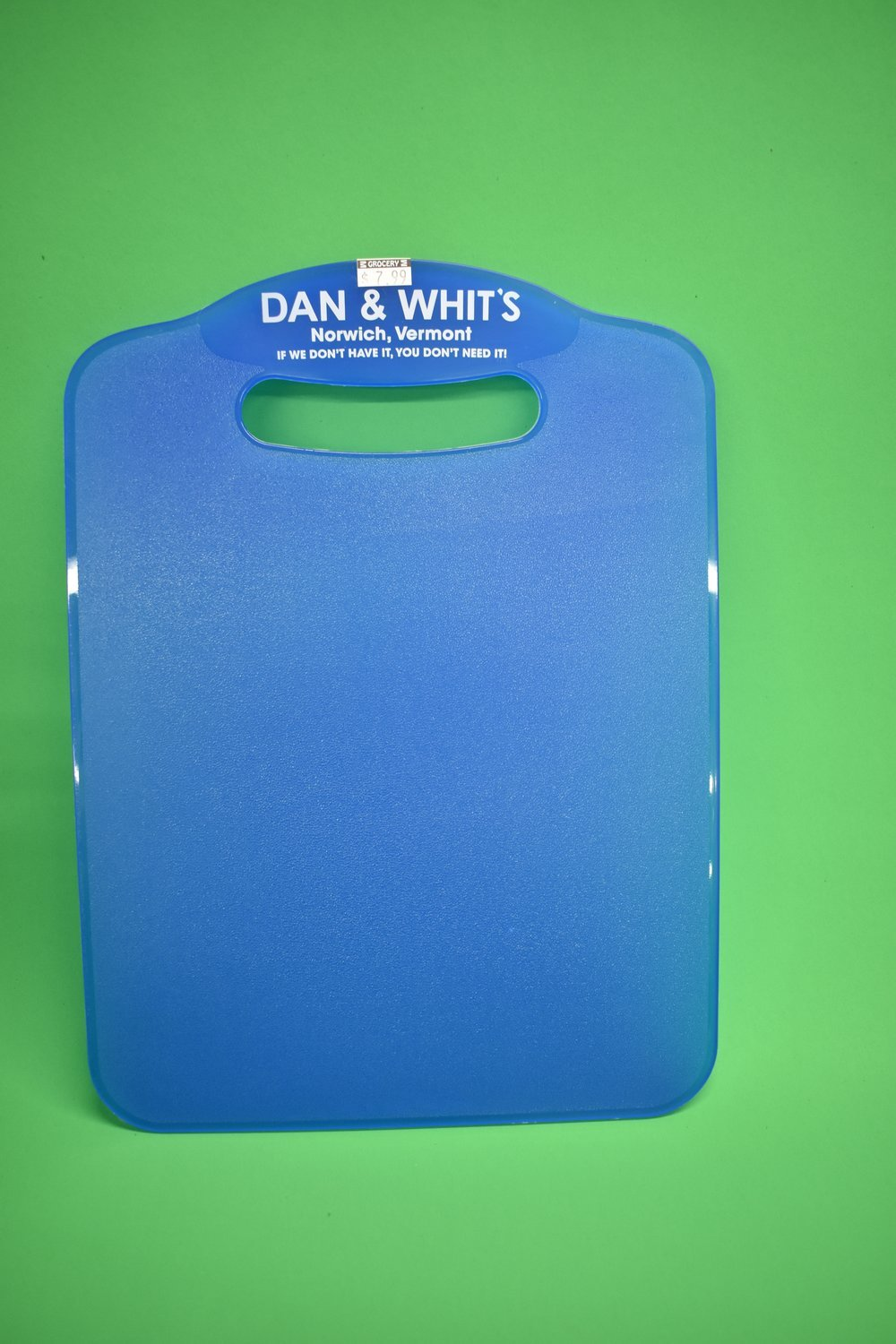 Dan & Whit's Cutting Board