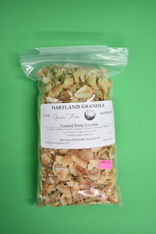 Hartland Granola, Grain free