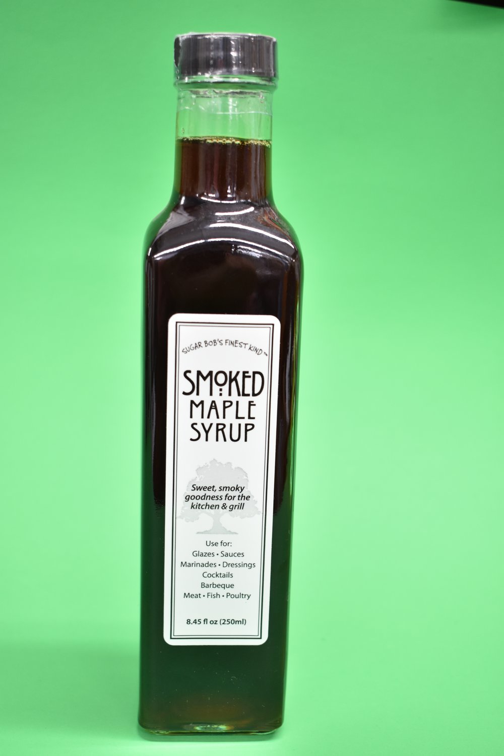 Smoked Vermont Syrup