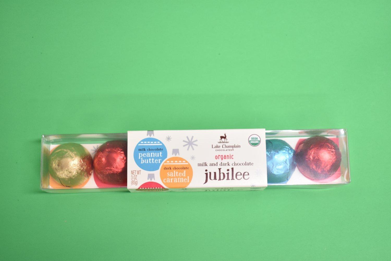 Organic milk and Dark Chocolate, Jubilee