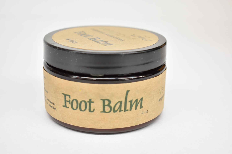 Vermont Organic Foot Balm