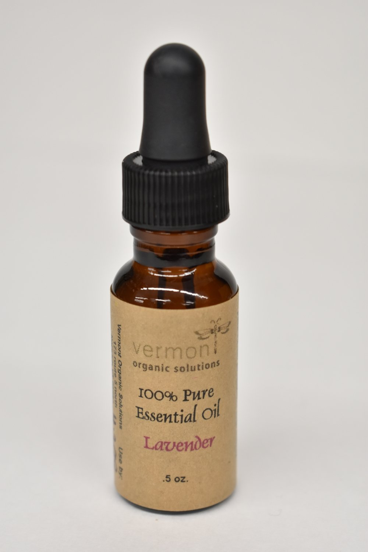 Organic Pure Lavender Essential oil
