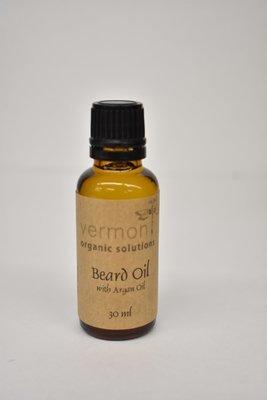 Vermont Organic Beard Oil with organ Oil 30ml