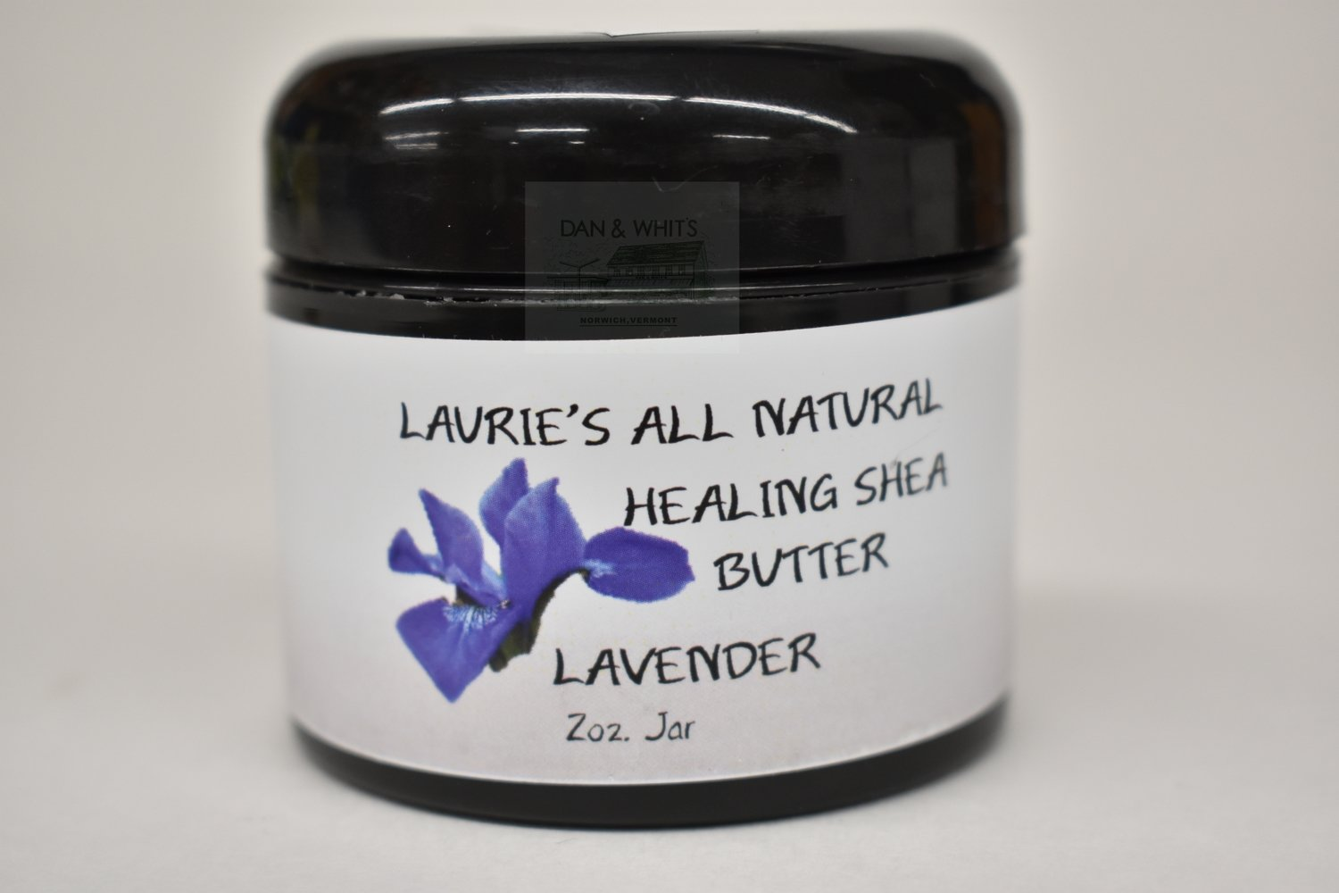 Laurie's All Natural Healing Shea Butter with Lavender 2oz