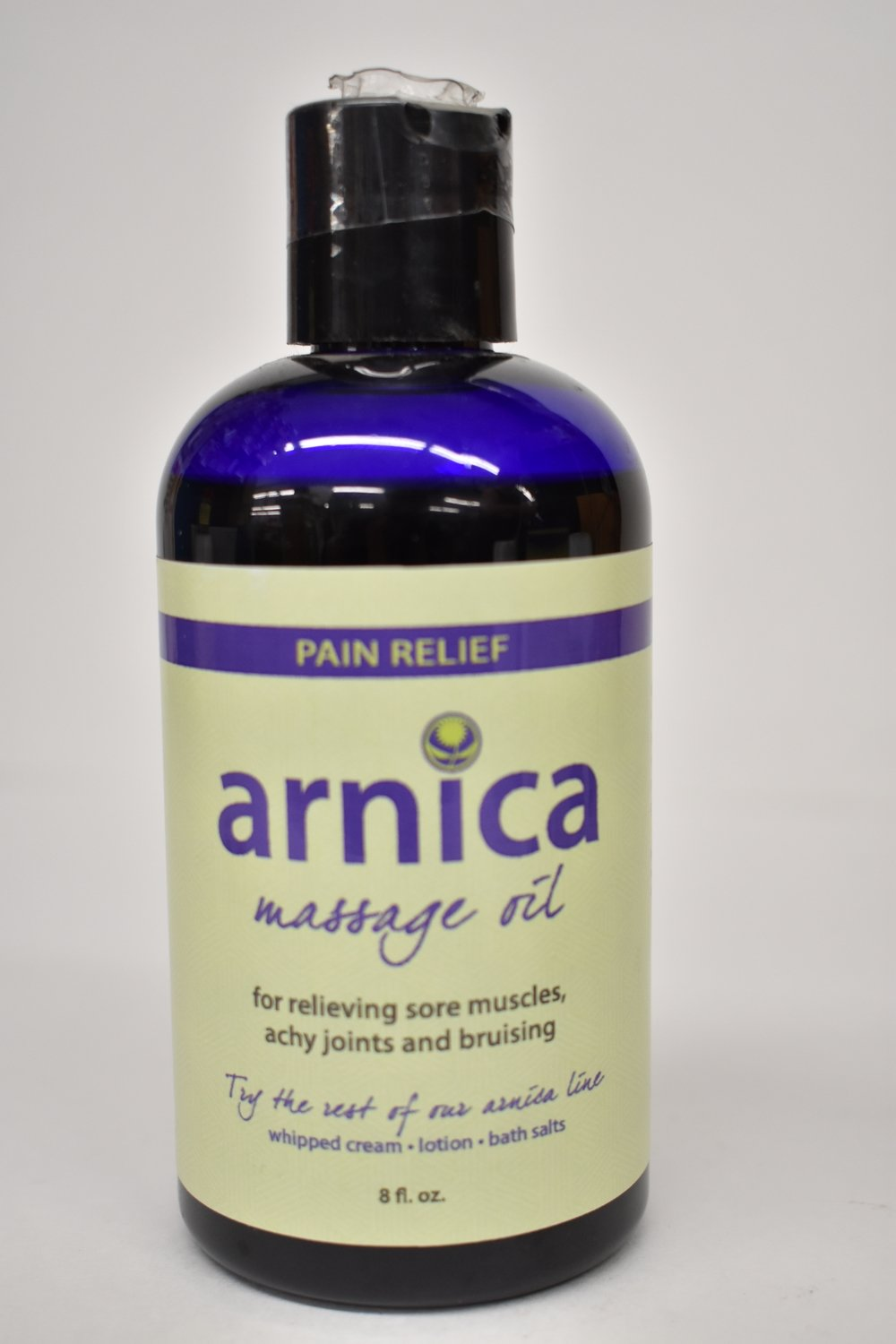Arnica Lotion for pain relief