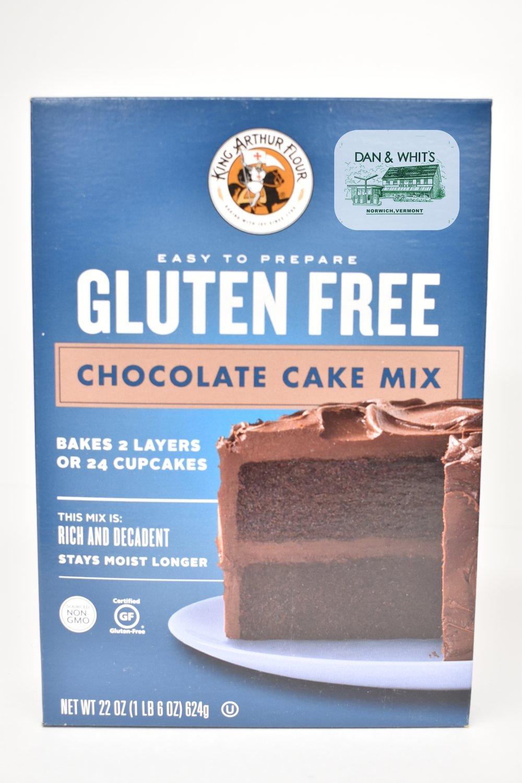 King Author Gluten Free Chocolate Cake Mix