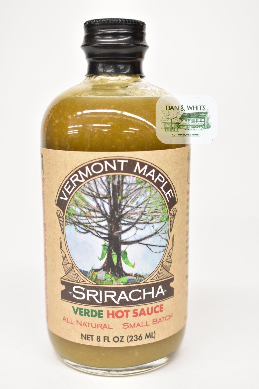 Vermont Maple Sriracha Verde Hot Sauce