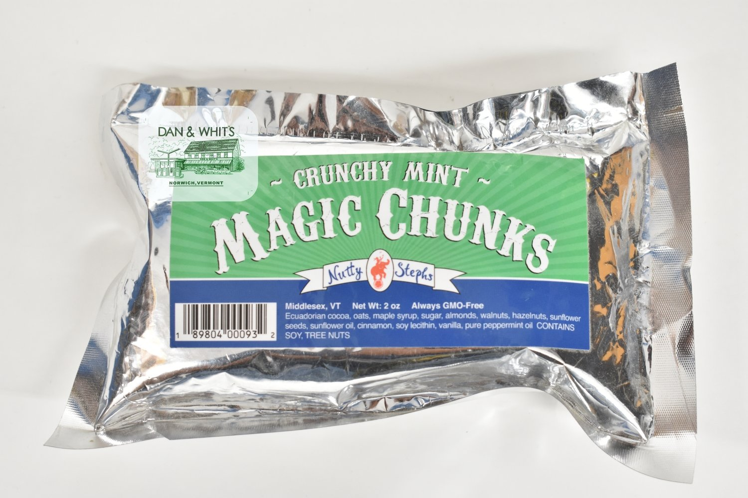 Crunchy Mint Magic Chunks