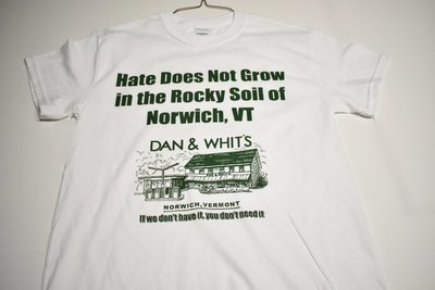 D&W White T-shirt