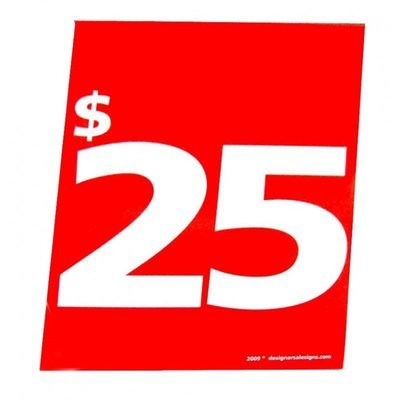 $25 D&W Gift Card