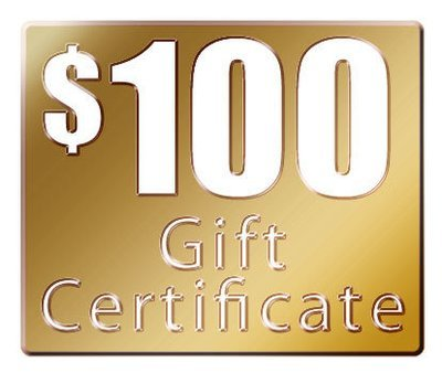 $100 D&W Gift Card