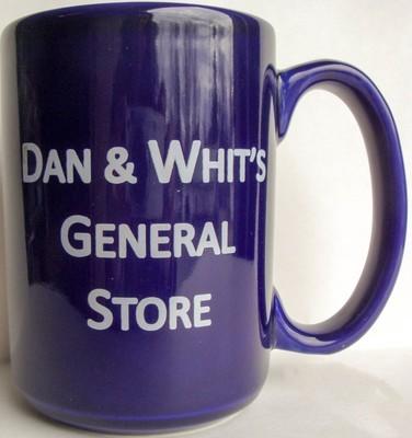 Dan & Whit's Ceramic Coffee Mug