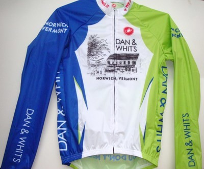 Dan & Whit's Cycling Wind Jacket