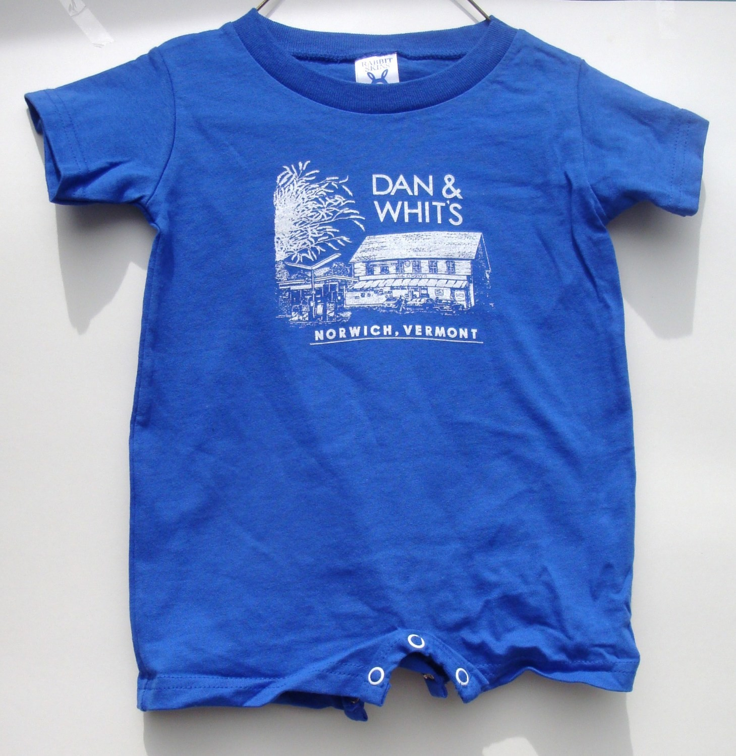 Dan & Whit's Infant T-shirt Romper