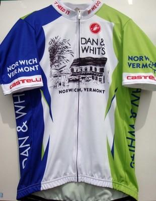 Dan & Whit's Cycling Jersey