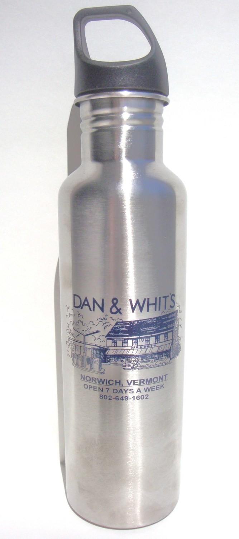 Dan & Whit's Stainless Steel Water Bottle