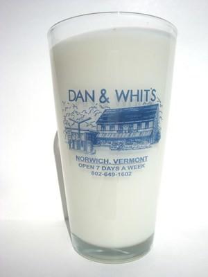Dan & Whit's Tumbler Glass