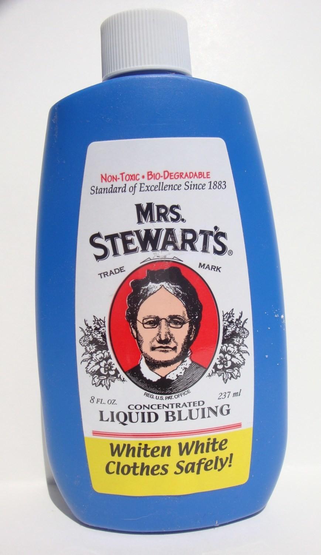 Mrs. Stewarts Liquid Bluing