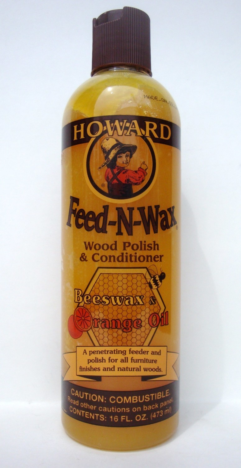 Howard's Feed n wax