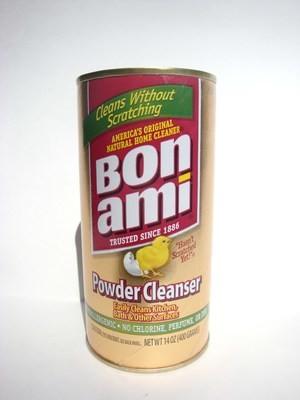 Bon Ami Polishing Cleanser