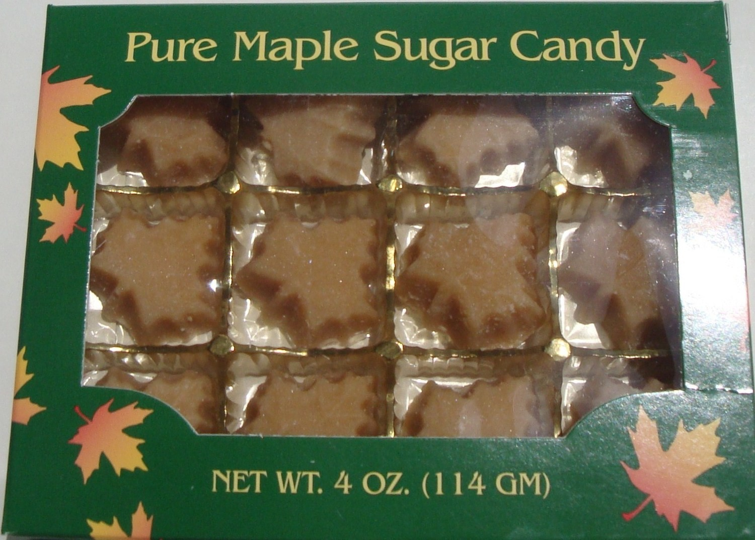 Maple Candy 4 oz