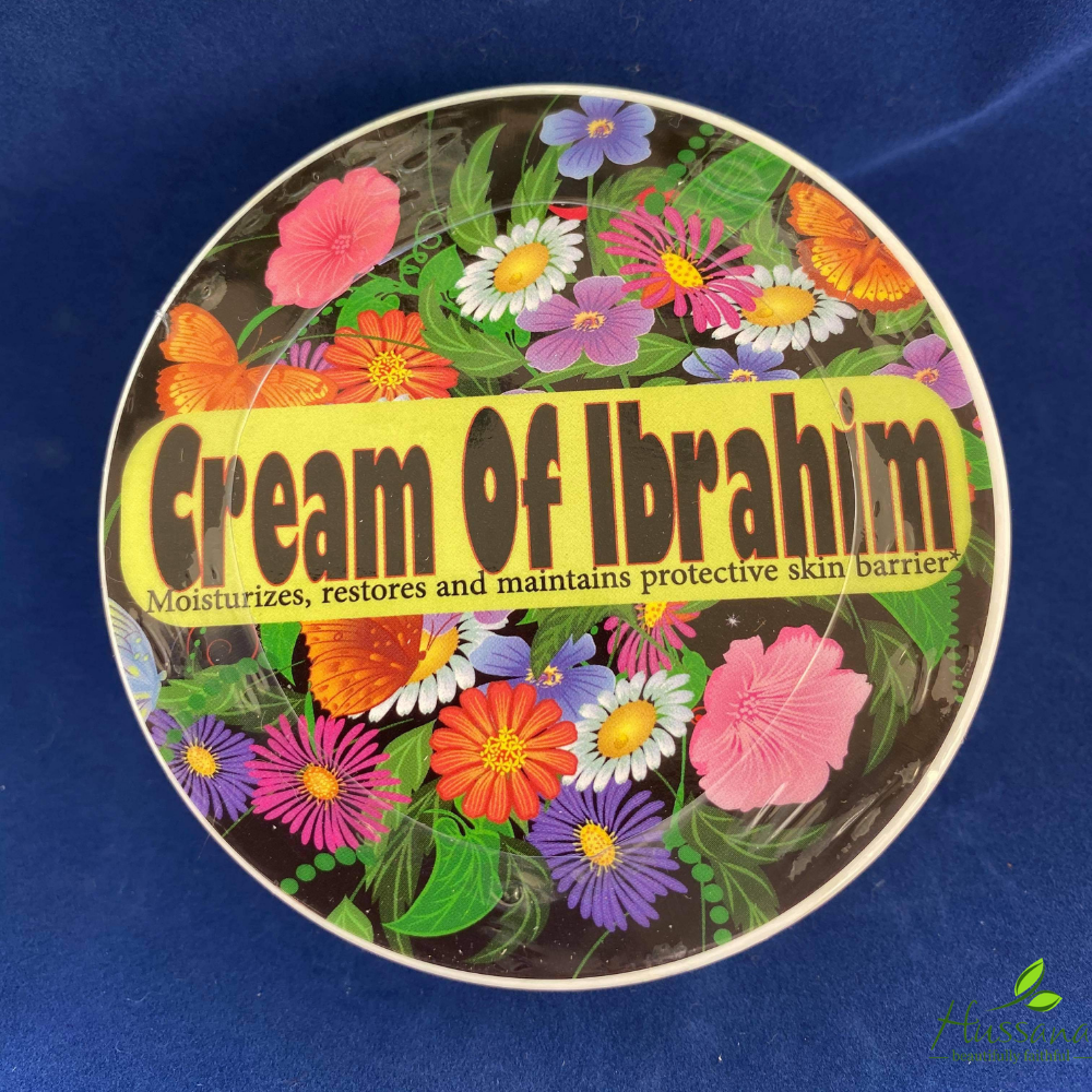 Cream of Ibrahim for Eczema and Psoriasis - 140g