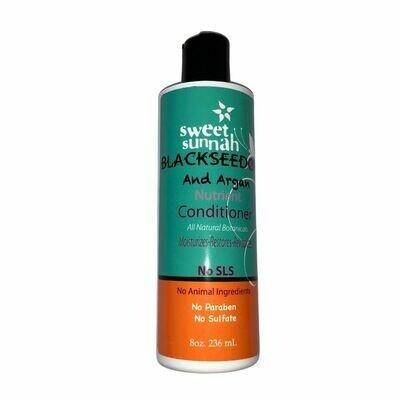 Black Seed Oil & Argan Nutrient Conditioner - 236ml