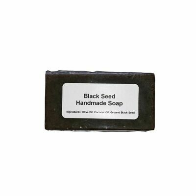 Handmade Black Seed Soap