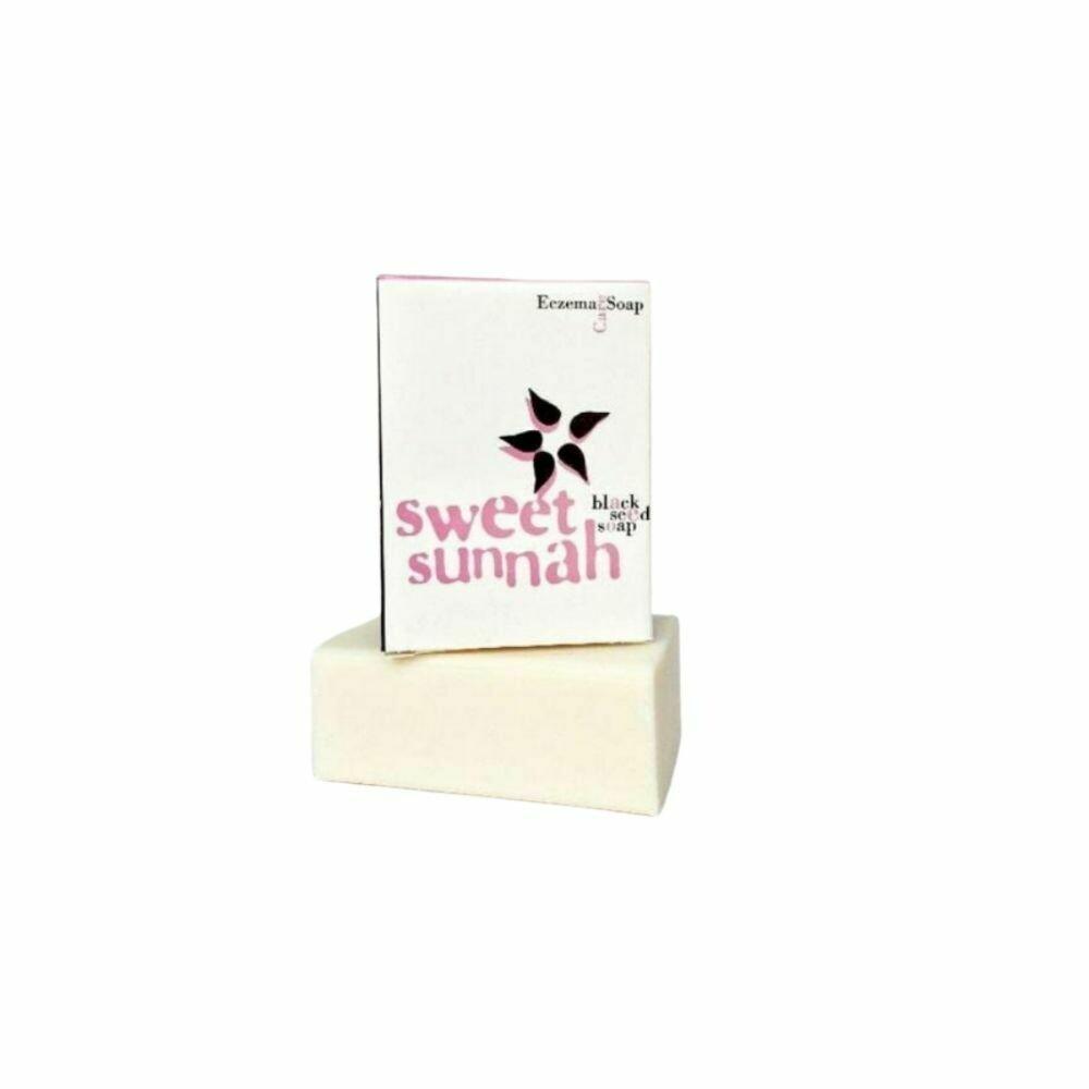 Black Seed Eczema & Psoriasis Soap - 120g