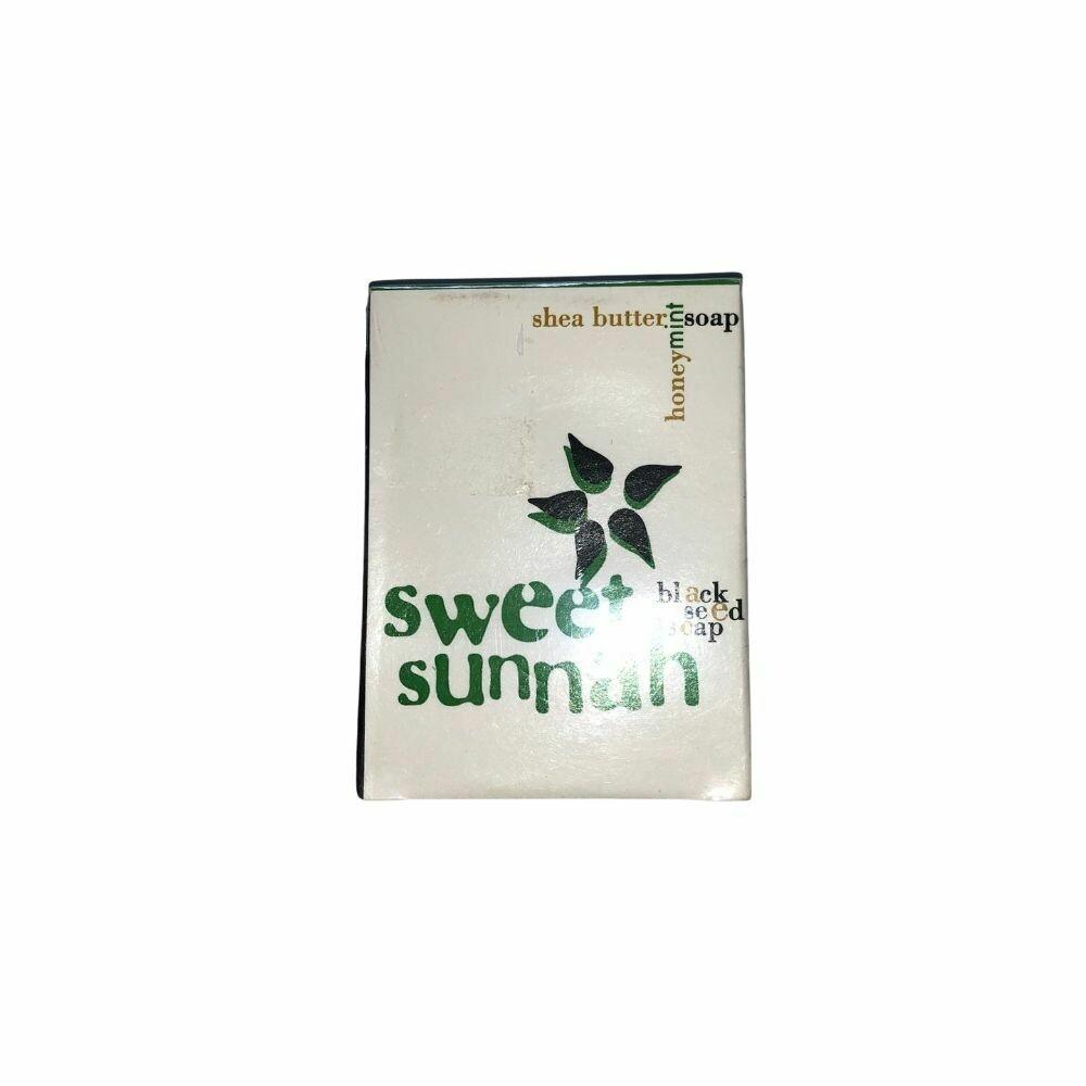 Black Seed Honey & Mint Soap - 120g